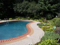 Pool Patio Repair | Raising Settled Slabs